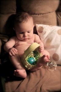 Noah's First Easter